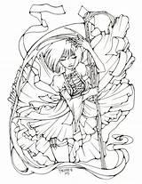 Line Reaper sketch template
