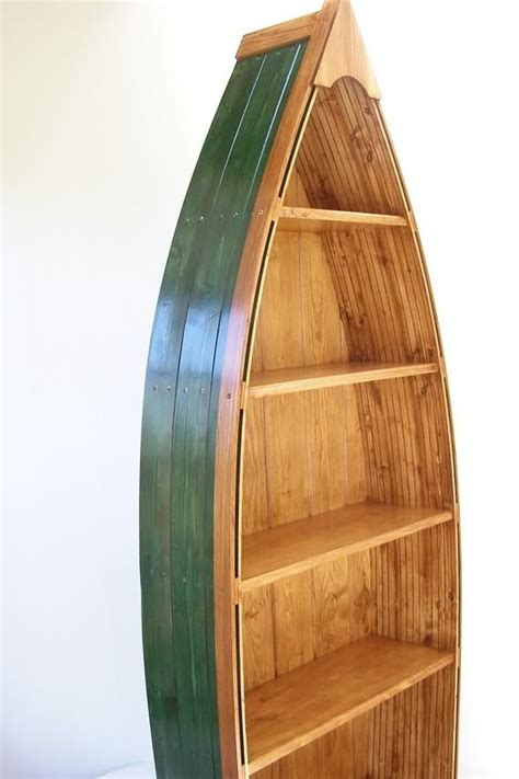 boat shaped book shelf google search boat bookcase