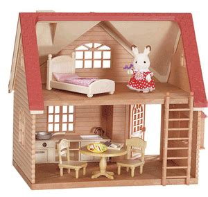 calico critters cozy cottage calico critters cozy cottage starter set product