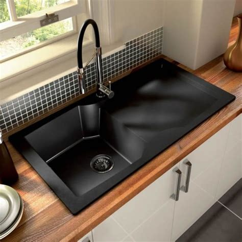kitchen sink ideas top 15 black kitchen sink designs mostbeautifulthings