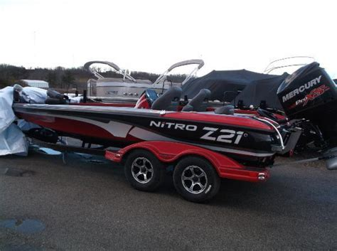 Used Nitro Bass Boats In Kentucky by Bass Boat New And Used Boats For Sale In Kentucky