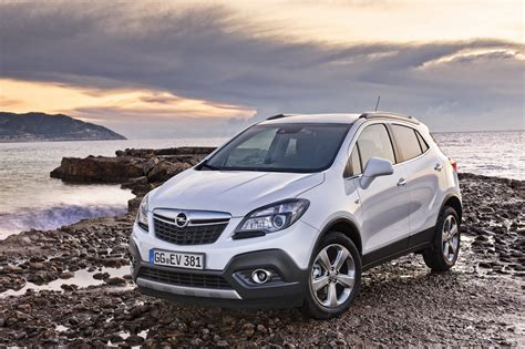 opel car opel mokka small crossover photos and details