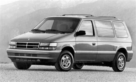 automotive repair manual 1992 dodge grand caravan navigation system chrysler as town country caravan and voyager service repair ma