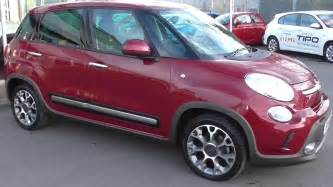 Fiat Automatic by Fiat 500l Trekking Automatic