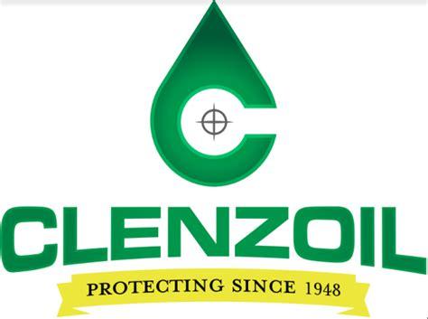 clenzoil logo eagle gun range