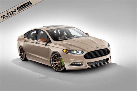 Fusion Sema by Ford Shows Sema Bound Fusion Specials Autoblog