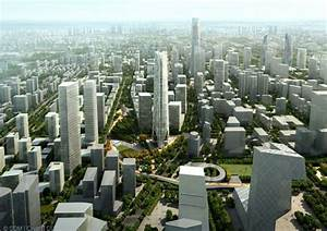 SOM Wins Competition to Create Beijing's Sustainable City ...