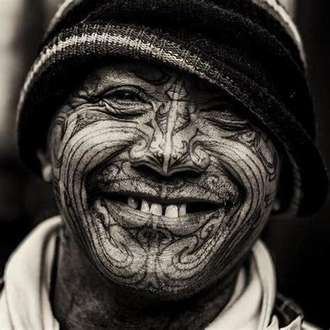 Interessante Ideenunterarm Taetowierung Gesicht by Maori Neuseeland Naturv 246 Lker Maori Neuseeland Und
