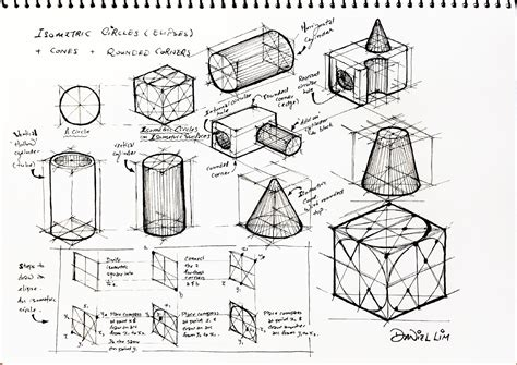 design journal sos drawing basics isometric drawing
