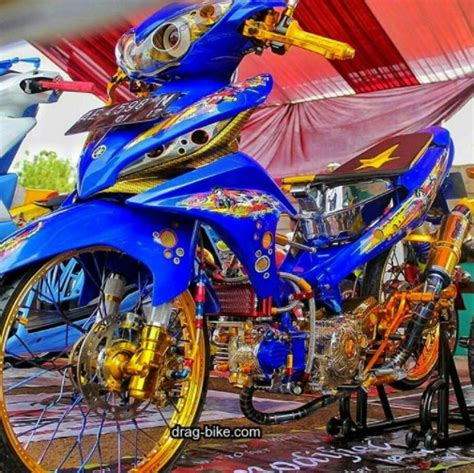 Jupiter Z Thailand Look Style by 100 Foto Gambar Modifikasi Jupiter Z Kontes Racing Look
