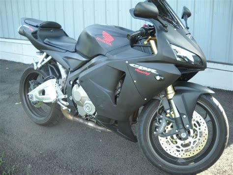 Used 2006 Honda Cbr 600 Rr6 For Sale For Sale On 2040motos