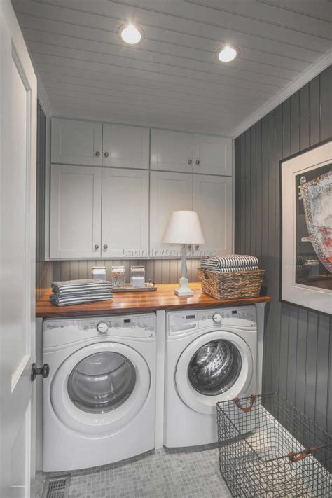 Luxury Laundry Room Ideas Small Stackable Closet