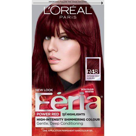 feria hair color reviews l oreal feria power shades haircolor walmart
