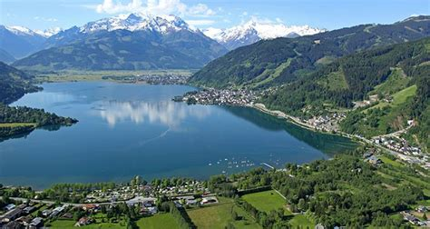 The town of Zell am See | Alpenblick