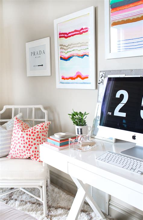 fashion bloggers home office decoholic
