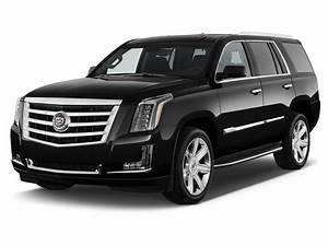 Black Cadillac Escalade 2016
