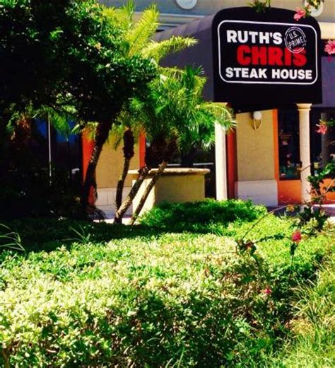 ruth chris palm gardens great steaks picture of ruth s chris steak house west