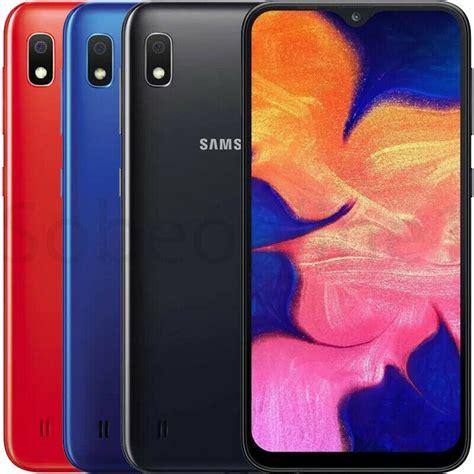 samsung galaxy a10 sm a105m ds 32gb 2gb ram dual sim factory unlocked 6 2 quot ebay