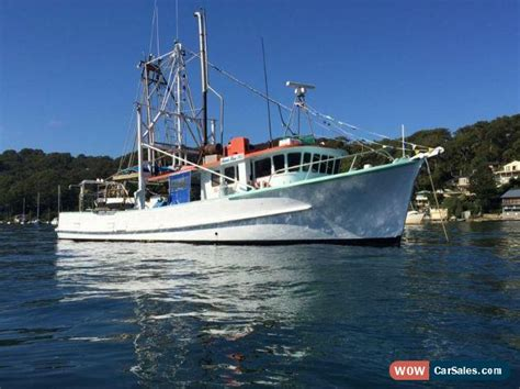 Fishing Boats For Sale Nsw Australia by Fishing Trawler Boat Only For Sale In Australia
