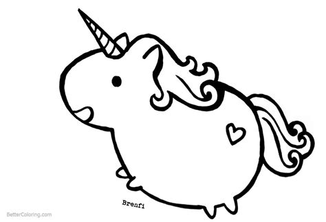 unicorn pusheen coloring page coloring
