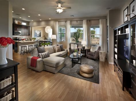 model home interior design zion star