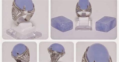 ibra gemstones jewellery cincin spiritus baturaja biru