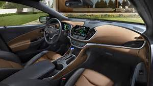 Alfa img - Showing > Chevy Impala 2016 Interior