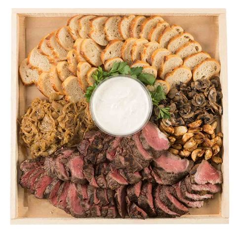 canape platters nugget markets gourmet to go platters
