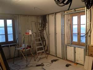 Maison Des Travaux : travaux maison tamaint2 le crozet ~ Melissatoandfro.com Idées de Décoration