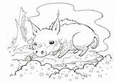 Tsunami Wan Illustrations Comics sketch template