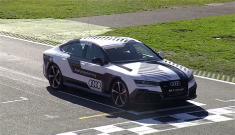 Audi Creates History With Driverless Car That Can Reach