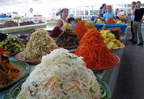 harvest table about the food of turkmenistan global table adventure