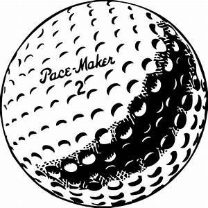 Golfball Clip Art at Clker.com - vector clip art online ...
