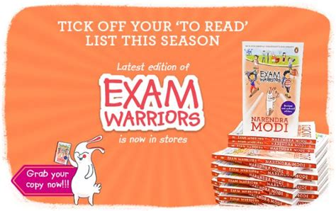 PM announces the updated edition of Exam Warriors