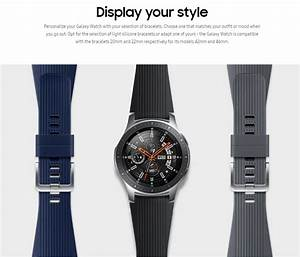 Samsung Galaxy Watch 42mm Sm
