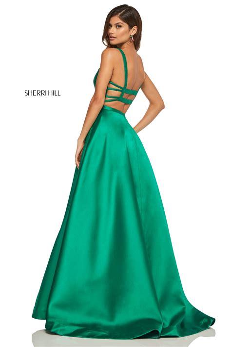 sherri hill  nikkis glitz  glam boutique prom