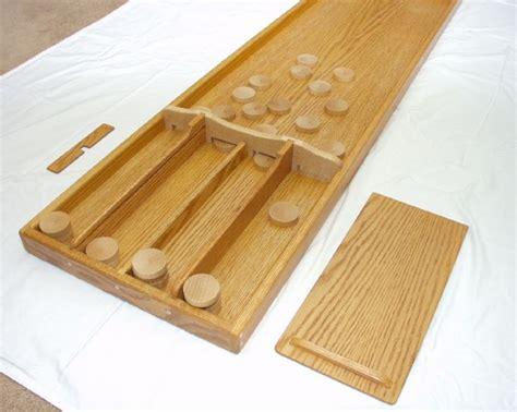 dutch shuffleboard sjoelbak   jon