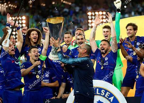 Chelsea Fc Trophies 2019