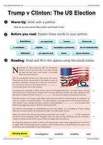 Advanced Level ESL EFL Worksheets, activities and lesson ...