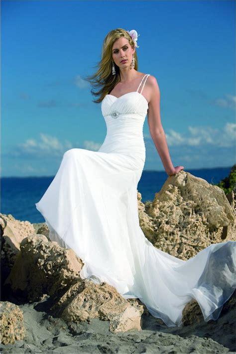 wedding dresses  beach weddings