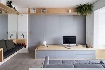 Bra Apartment Cazo Built Estudio Project