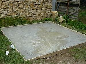 Sur Quoi Poser Un Abri De Jardin : installer un abri de jardin e constructeurs ~ Dailycaller-alerts.com Idées de Décoration