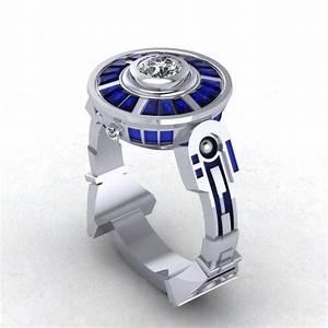 23 adorkable wedding rings for geeks in love With geek wedding rings