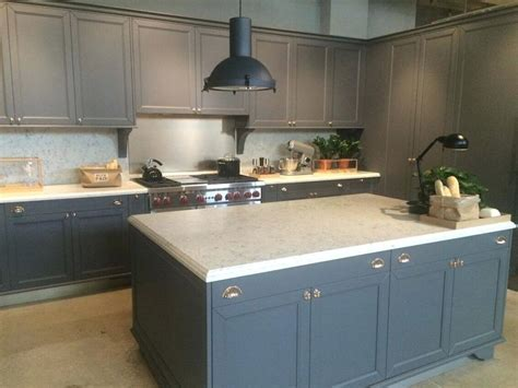 Blue Kitchen Walls Grey Paint Colors For Light White With