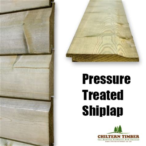 Treated Shiplap Timber - shiplap pressure treated 20 x 144mm chiltern timber