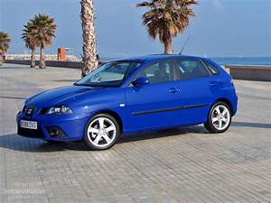Seat Ibiza Bleu : seat ibiza 5 doors specs 2006 2007 2008 autoevolution ~ Gottalentnigeria.com Avis de Voitures