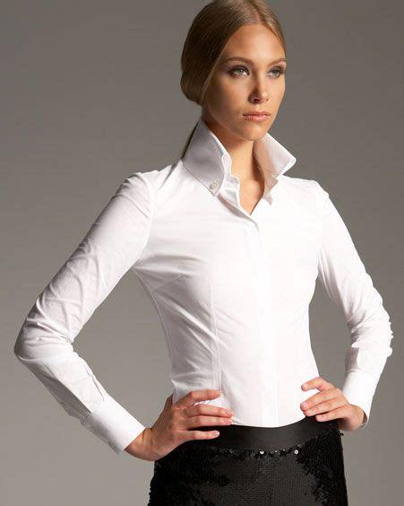 white blouse womens high collar shirt womens oasis fashion