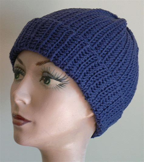 crochet beanie head huggers crochet pattern bev s scrap beanie