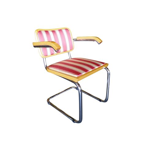 set of 4 marcel breuer cesca style chairs mr12737 75