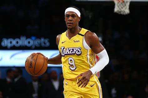 Lakers PG Rajon Rondo out 6-8 weeks with fractured thumb